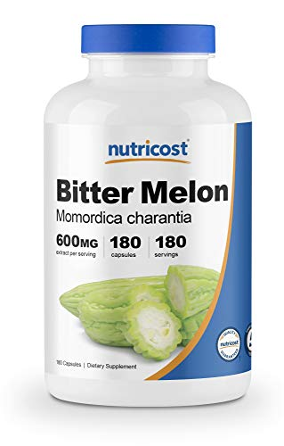 Nutricost Bitter Melon 600mg, 180...