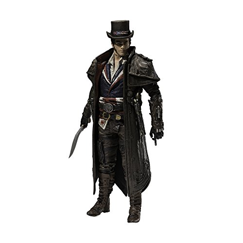 Assassin's Creed Series 5 - Union Jacob Frye Action Figure (17Cm)