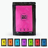 POLVO HOLI - Polveri Holi pacco 800g - 8 sacchetti da 100 grammi - 8 Colori