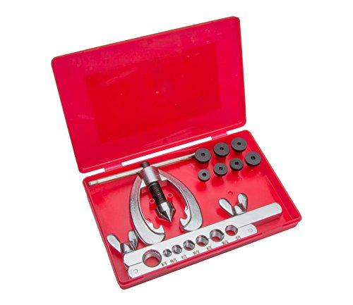 Bördelgerät Bördel Werkzeug Bremsleitung Bördeln Bördelwerkzeug Set (FT-101210)