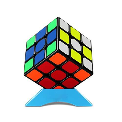 QiYi 魔方 Magic Cube 3x3 立体パズル 競技用 3x3 (5.6cm 標準版) 対象年齢6歳以上