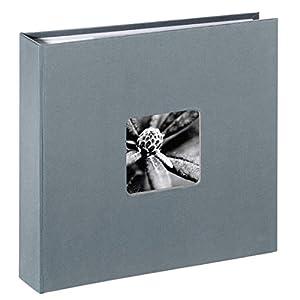 Hama Fine Art Negro-Álbum (10 x 15 cm, 160 Fotos), Papel