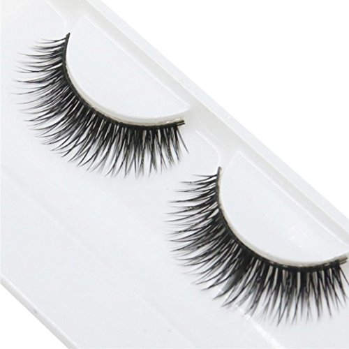 Fulltime®A Pair Natural Beauty Dense False Eyelashes