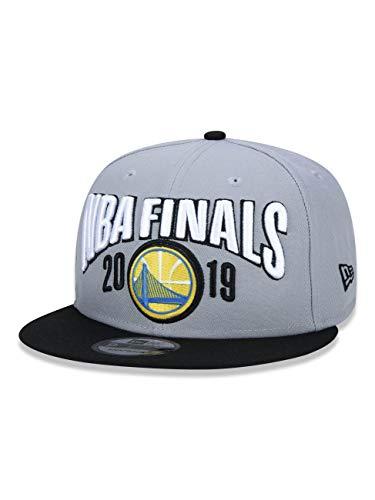 New Era Golden State Warriors 2019 NBA Finals 9FIFTY Snapback NBA Cap, taglia unica