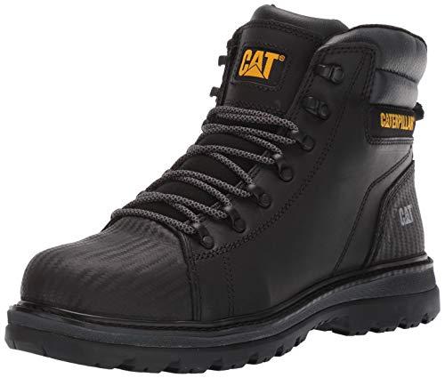 Caterpillar Men's Foxfield Steel Toe Industrial Shoe, Black, 10.5 M US