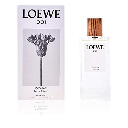 Loewe 001 Woman Agua de Tocador Vaporizador - 100 ml