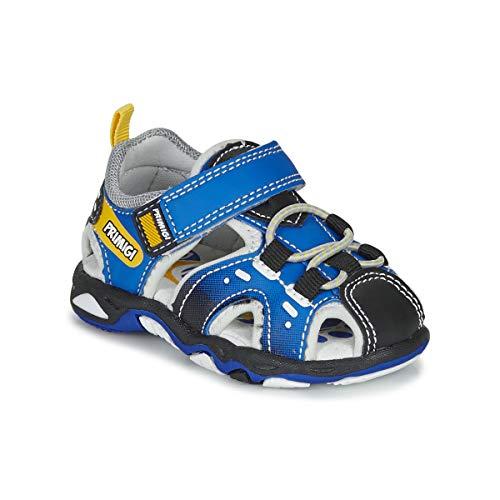 Primigi 5450633 Sportschuhe Jungen Blau/Grau Outdoor Sandalen Schuhe, - blau / grau - Größe: 38 2/3 EU