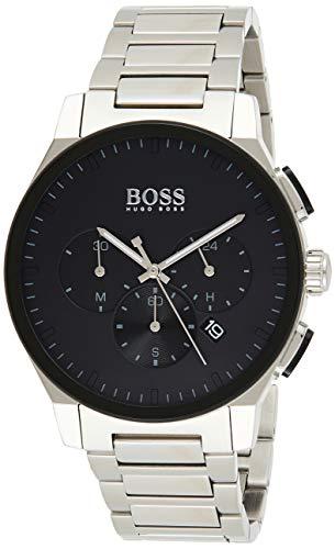 Hugo Boss Quarz Uhr mit Edelstahl Armband 1513762