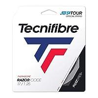 Tecnifibre Razor Code1.25 ホワイト