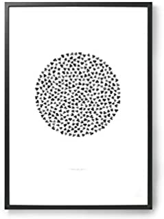 Coco Lapine ポスター/アートプリント 50×70cm Find your luck