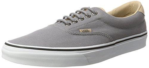 Vans Herren Ua Era 59 Sneakers, Grau (Veggie Tan Frost Gray/True White), 40.5 EU