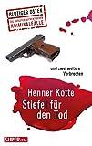 Image of Stiefel für den Tod: und zwei weitere Verbrechen (Blutiger Osten)
