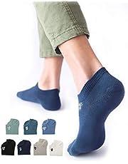BECASO(ビーカソ) 靴下 メンズ くるぶしソックス くるぶし靴下 スポーツソックス ソックス ショートソックス 24-28cm(7足セット)