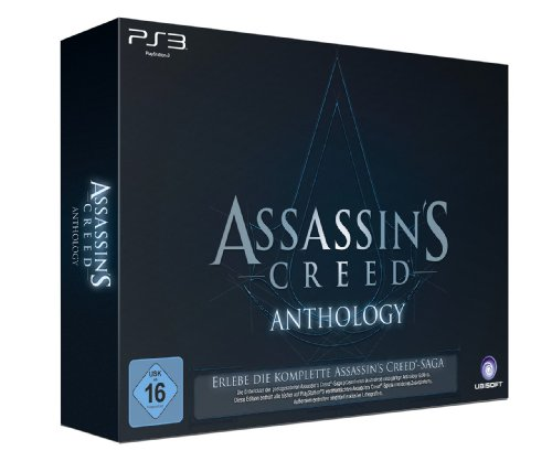Assassin's Creed Anthology Edition Exklusiv bei Amazon.de [Importación alemana]