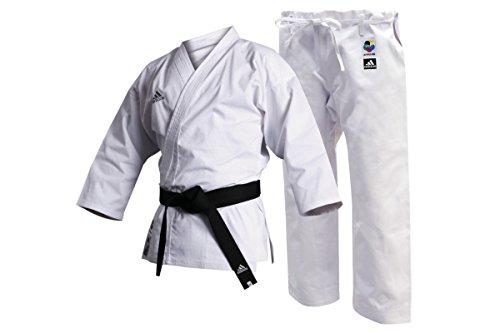Uniforme de Karate K220C Club de ADIDAS, aprobado por la WKF