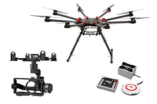 DJI Spreading Wings S1000+ Plus Professional Octocopter with DJI Wookong Flight Controller and Any...