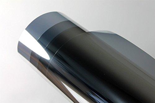 Tönungsfolie Meterware 75% KFZ Scheibenfolie in 76cm Breite mit ABG – 2 Meter