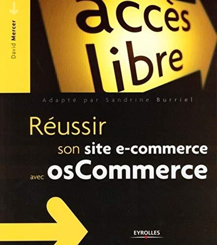 Créer son site e-commerce avec osCommerce en accès libre et gratuit !