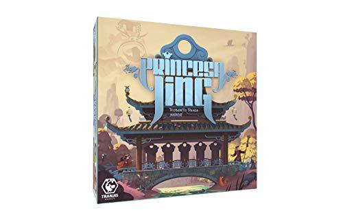 Tranjis Games - Princesa Jing - Juego de mesa (TRG-016pri)