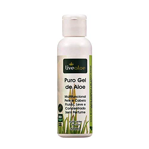 Puro Gel de Aloe 60Ml, Livealoe