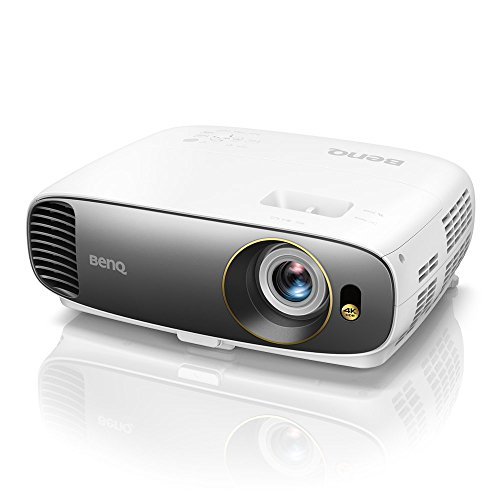 BenQ HT2550 4K UHD HDR Home Theater Projector, 8.3 Million Pixels, 2200 Lumens, Rec.709, Audiovisual Enhancer, 3D, HDMI