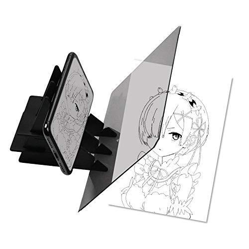 Portables Stativ Optical Projektor Gemälde Copy Board Kit für Künstler, Kinder, Schüler, Skizzieren, Zeichnen, Animation, Tracer Art Schablone Werkzeug