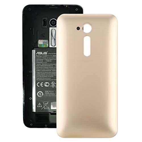 YANSHANG Parti di Ricambio per Smartphone Batteria Cover Posteriore for ASUS ZenFone Go / ZB500KG (Nero) Parti di Riparazione (Color : Gold)