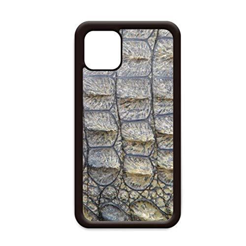 fundas iphone 11 max piel de cocodrilo fabricante DIYthinker