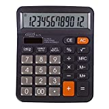 Bambalio 12 Digits BL-775 Large Display 3 Years Warranty Electronic Calculator
