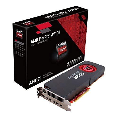 AMD FirePro W9100 AMD FirePro W9100 16 GB (ricondizionato)
