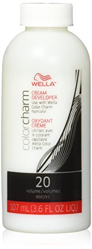 Color Charm 20 Volume Creme Developer 3.6oz