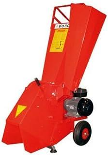 Caravaggi BIO 80 E - Triturador eléctrico (2200 W, diámetro 7 cm)