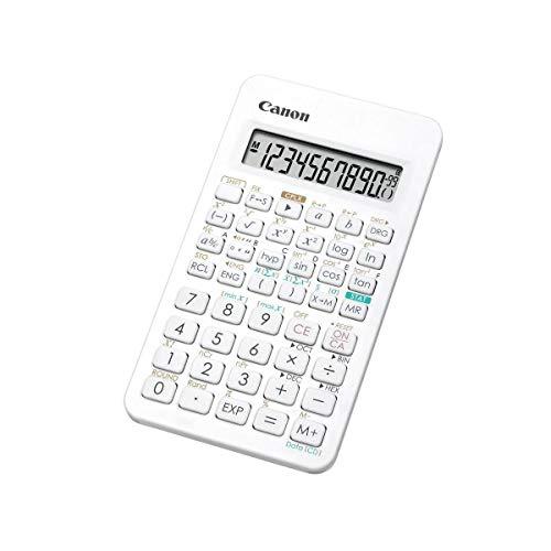 Canon F-605 7 Segment LCD Scientific Calculator