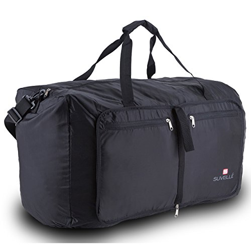 Suvelle Travel Duffel Bag 29' Foldable Lightweight Duffle Bag For Luggage,...