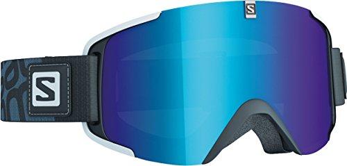 SALOMON Xview Gafas de esquí, Unisex...