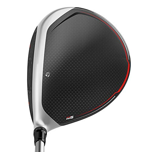 TaylorMade Golf M5 Driver, 9.0 Loft, Right Hand, X-Stiff Flex Shaft: Project X HZRDUS Smoke 70
