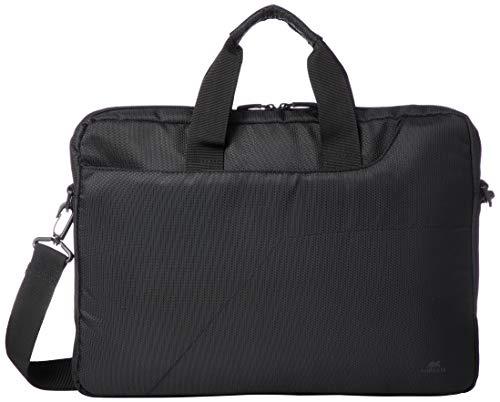 RivaCase 8035 Laptop Bag 15.6  , Borsa per Laptop Fino a 15.6  , Nero