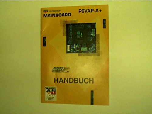 Handbuch P6VAP-A+ Mainboard (Elitegroup),