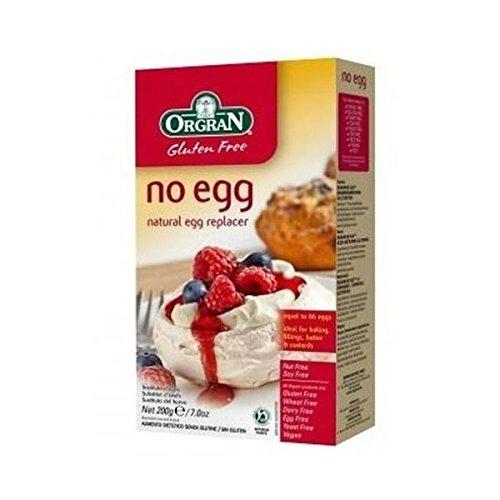 Orgran No Egg Egg Ersatz, 200 g