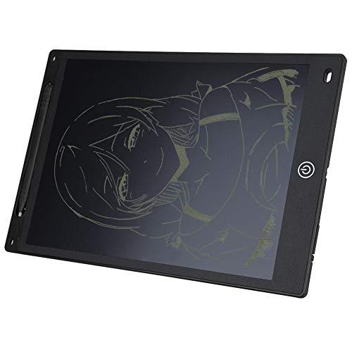 Hakeeta 12 inch draagbare LCD-schrijfblad, elektronische schrijfbord, doodle pad voor memo/kantoor/notitie/dagplanner/thuis/koelkast bericht whiteboard