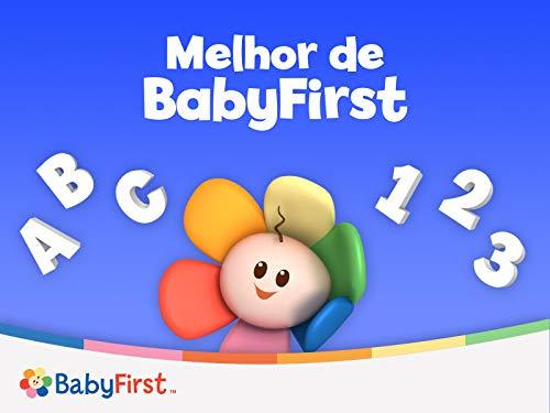 Melhor de BabyFirst - Amigos Coloridos