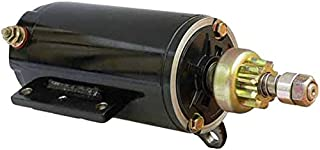 DB Electrical SAB0066 New Starter For Motor Omc Johnson Evinrude 120 130 140 Hp, E130Tl E130Tx 130 Hp 1995-1998, E120Tl E120Tx 1988-1994 393570 585060 586285 4730920-M030SM 4730940-M030SM SM47309