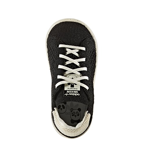 adidas by Mini Rodini Stan Smith PK MR I Core Black/Off White BY2092 (Size: 10K)