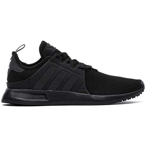 Adidas Originals Xplr Uomo Casual Scarpe da Corsa Fw0146, Nero (Nero/Nero/Nero), 42.5 EU
