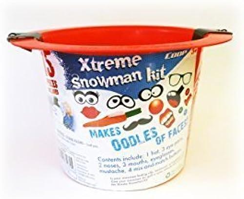 precios mas bajos Xtreme Snowman Kit with rojo Hat by Swimways Swimways Swimways  promocionales de incentivo