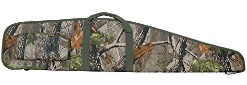 "AUMTISC Rifle Cases 52 Inch Padded Shotgun Storage Gun Case for Scoped Rifles Camouflage 52"""