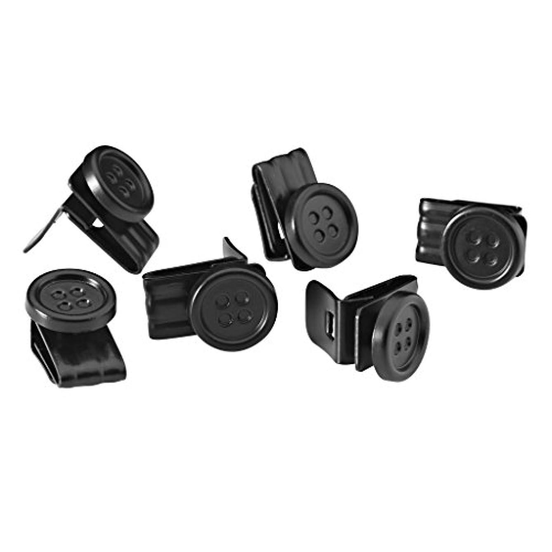 SuspenderStore Men's No-Sew EZ-Buttons (movable) - Set of 6