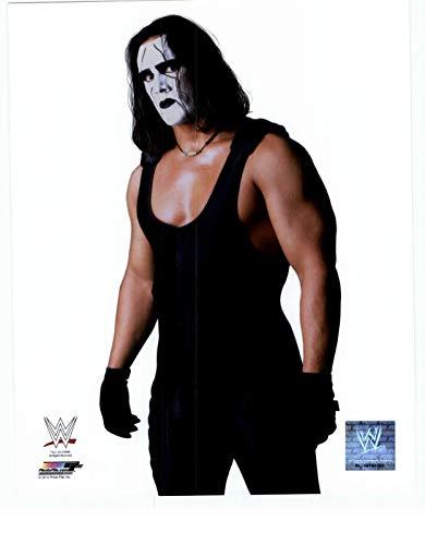 Sting Black WWE WWF 8x10 Photo Print Bottom Hot Breasr Buttock