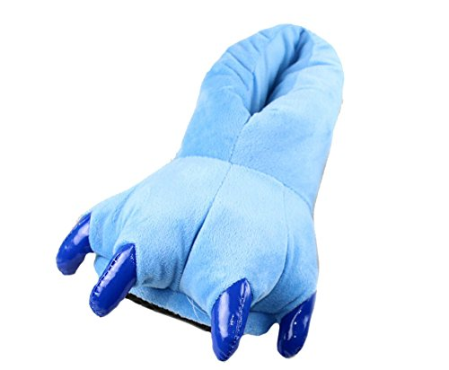 Slipper PantoufleFemme Souple en Peluche- Stitch Chaussure Hiver Figure - Très Chic Mailanda - M - Bleu