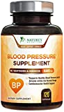 Blood Pressure Supplement Highest Potency Cardiovascular Support 690mg - Heart Health Vitamins